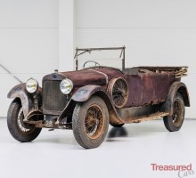 1923 Delage DE Classic Cars for sale