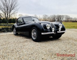 1953 Jaguar XK120 FHC Special Equipment Classic Cars for sale