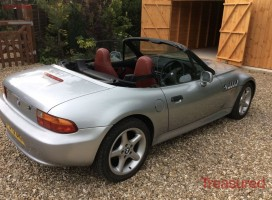 1997 BMW Z3 (E36/7) Classic Cars for sale