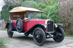 1921 Jouffret 4 Seater Tourer Classic Cars for sale