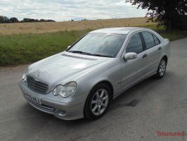 2005 Mercedes-Benz C Class (W203) Classic Cars for sale