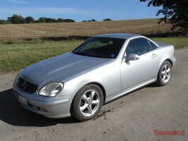 2001 Mercedes-Benz SLK (R170) Classic Cars for sale
