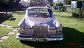 1965 Mercedes-Benz 230 S Classic Cars for sale
