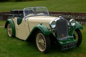 1934 Singer Le Mans Classic Cars for sale