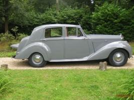 1949 Bentley Mk VI Classic Cars for sale