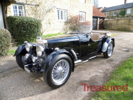 1934 Aston Martin Short Chassis MK II Classic Cars for sale