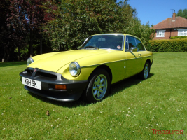 1975 MG B GT V8 Classic Cars for sale