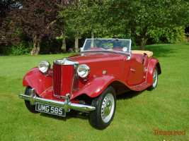 1952 MG TD Classic Cars for sale