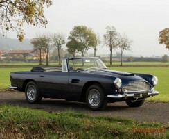 1963 Aston Martin DB4 Convertable Classic Cars for sale