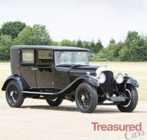 1926 Bentley 3/4½-LItre Saloon Classic Cars for sale