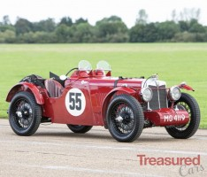 1934 MG KN Classic Cars for sale