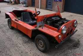 1965 Morris Mini Moke Classic Cars for sale