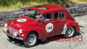 1951 Renault 4CV Grand Luxe Classic Cars for sale