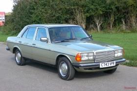1985 Mercedes-Benz E Class Classic Cars for sale