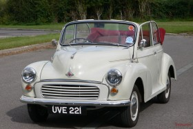 1959 Morris Minor 1000 Convertable Classic Cars for sale