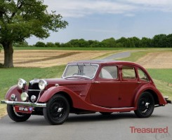 1936 Riley 15/6 Kestrel Classic Cars for sale
