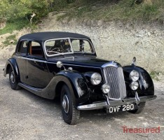 1953 Riley 2.5 ltr RMF Classic Cars for sale