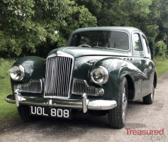 1957 Sunbeam MK III Classic Cars for sale