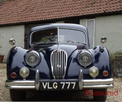 1955 Jaguar XK140 Fixed Head Coupe Classic Cars for sale
