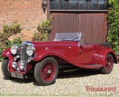 1934 Lagonda M45 Rapide Tourer Classic Cars for sale