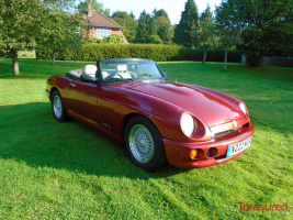 1995 MG RV8 Classic Cars for sale