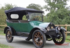 1915 Willys Overland Model 83 Tourer Classic Cars for sale
