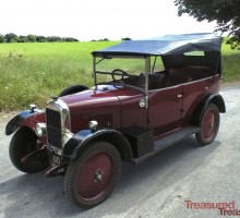 1929 Singer Junior 4 Seater Tourer Classic Cars for sale