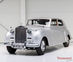 1953 Rolls-Royce Silver Wraith by James Young Classic Cars for sale