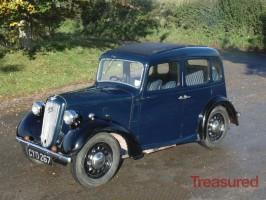 1937 Austin Big 7 Classic Cars for sale