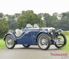 1931 MG D-Type Midget Classic Cars for sale
