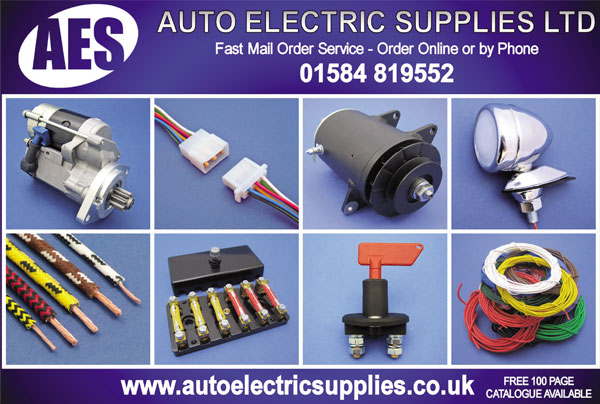Auto Electric Supplies Ltd