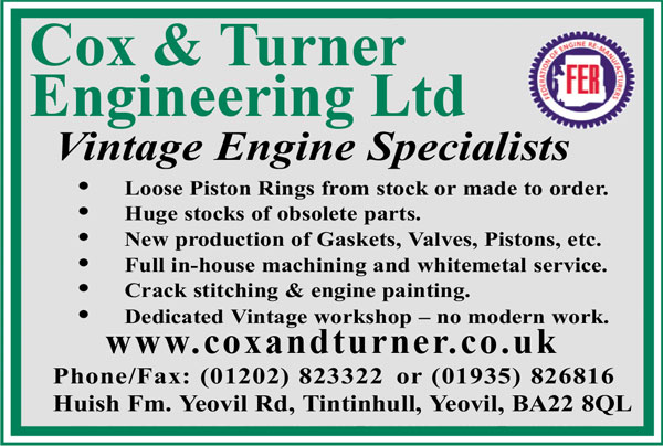 Cox & Turner Engineering
