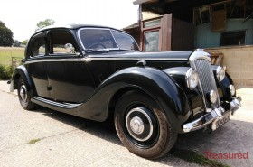 1952 Riley 12/4 Adelphi Classic Cars for sale
