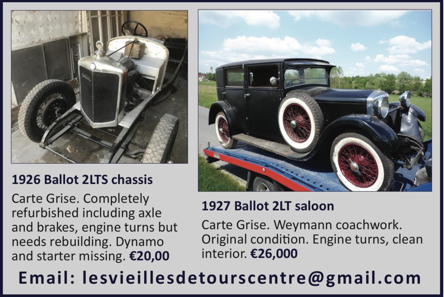 Lesvieillesde Tourscenter - Vintage Cars Specialist