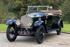 1923 Rolls-Royce 20hp Four Door Open Tourer Classic Cars for sale