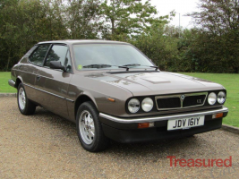1983 Lancia Beta HPE Volumex Classic Cars for sale