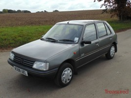 1996 Peugeot 205 Classic Cars for sale