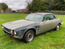 1975 Jaguar XJC 4.2 Classic Cars for sale