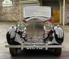 1939 Rolls-Royce Wraith Classic Cars for sale