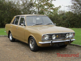 1968 Ford Cortina 1600E Mk2 Classic Cars for sale