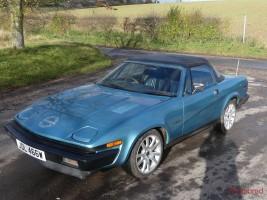 1980 Triumph TR7 Sprint 16v Classic Cars for sale
