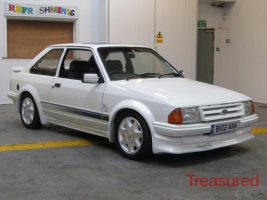 1985 Ford Escort RS turbo Classic Cars for sale