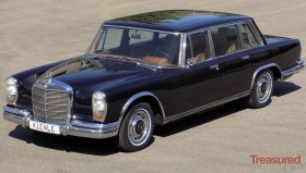 1969 Mercedes-Benz 600 swb Classic Cars for sale
