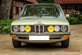 1976 BMW 5 Series [Pre-89] Classic Cars for sale