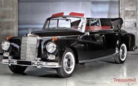 1960 Mercedes-Benz 300d Cabriolet D Classic Cars for sale