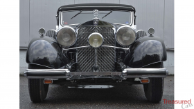 1935 Mercedes-Benz 500 K Convertible C Classic Cars for sale