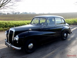 1955 Daimler Conquest Classic Cars for sale