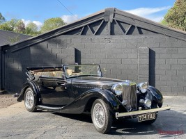 1938 MG SA Tickford Drophead Coupe Classic Cars for sale