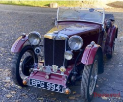 1934 MG PA Classic Cars for sale