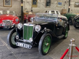 1948 MG TC Classic Cars for sale